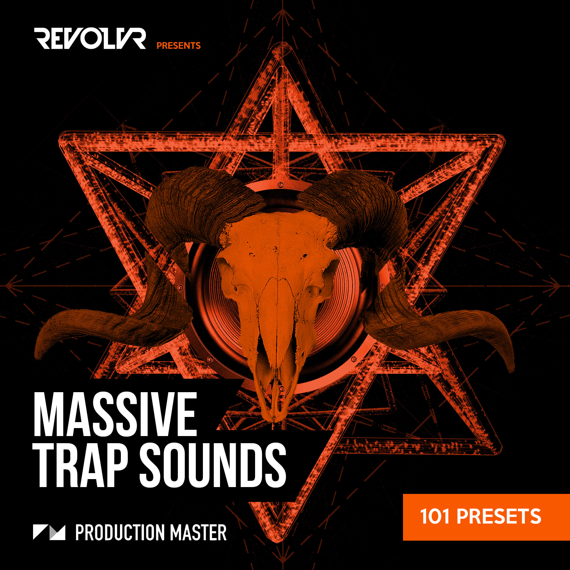 Revolvr presents Massive Trap Sounds