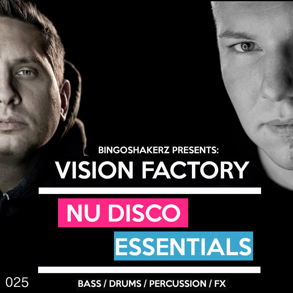 Vision Factory:Nu Disco Essentials