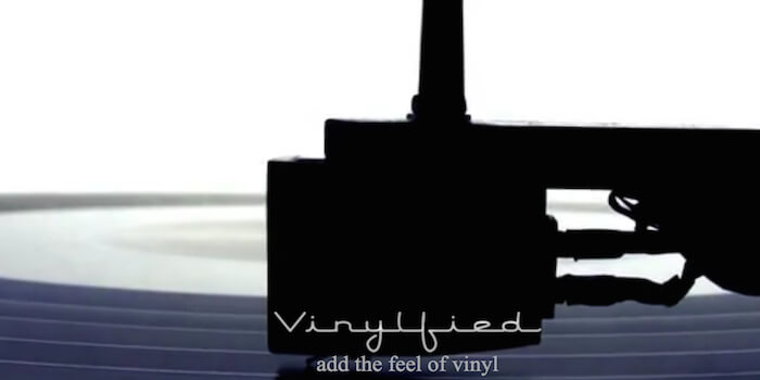 Get The Warm Sound Of Vinyl On Your Browser