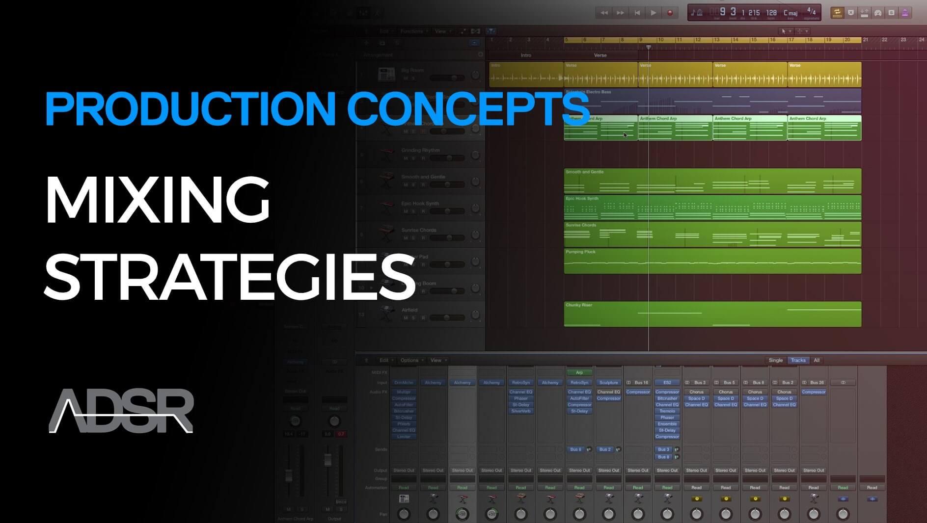 Mixing Strategies