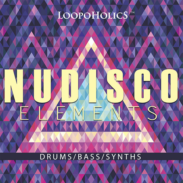 Nu Disco Elements: Loops