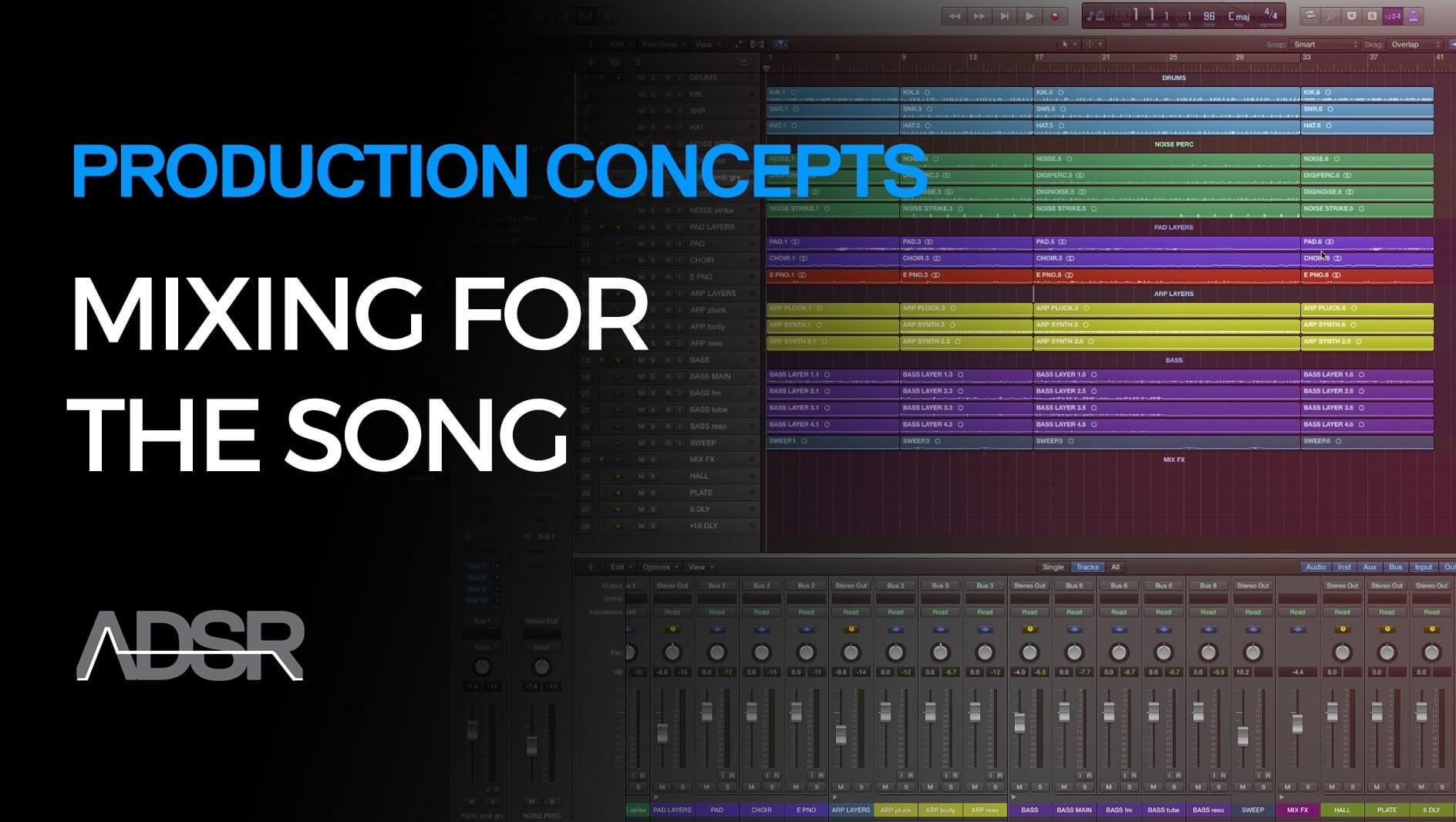 Personalise your mixing workflow