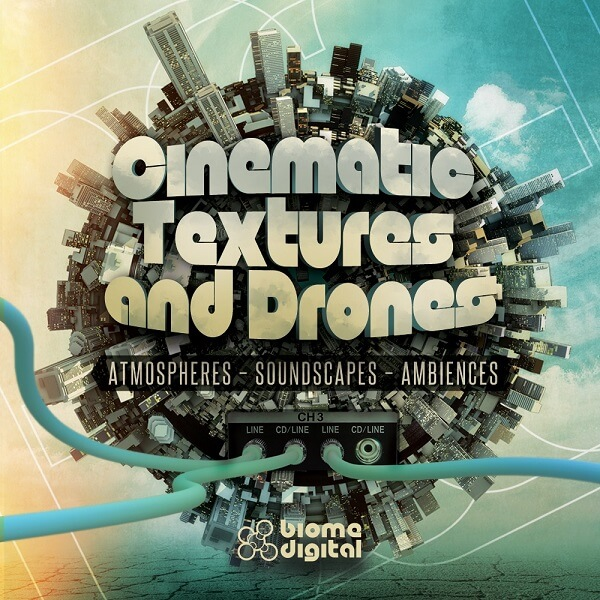Cinematic Textures and Drones - Kontakt Library