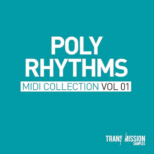 Poly Rhythm Midi Collection Vol 1