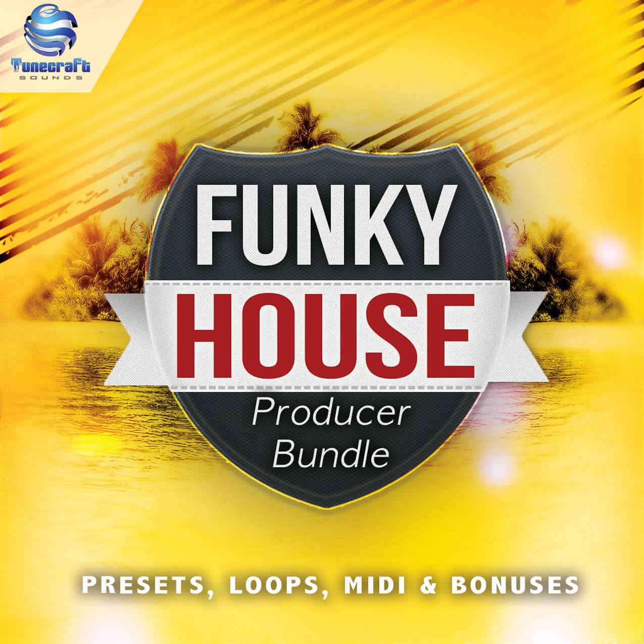 Tunecraft Funky House Producer Bundle
