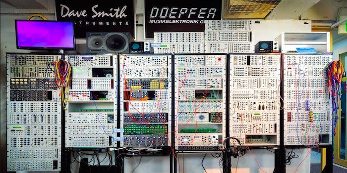 Tokyo's Mega Synth Shop