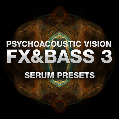 FX and Bass Vol. 3 for Serum