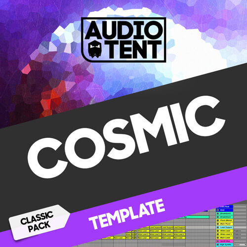 Cosmic (Ableton Live Template)