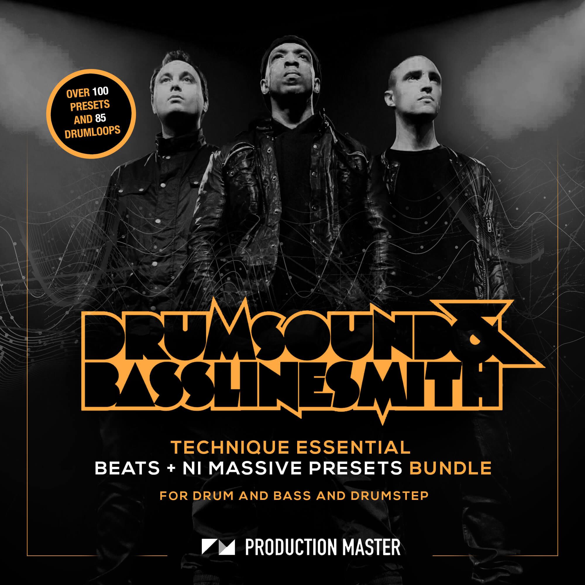 Drumsound and Bassline Smith Technique Essential Bundle