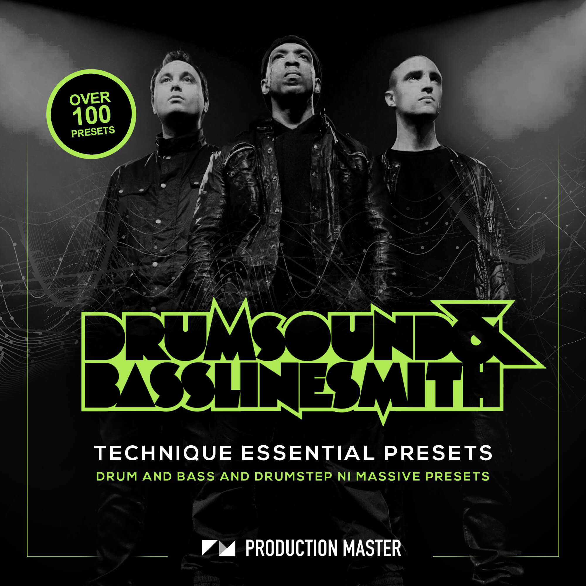 Drumsound and Bassline Smith Technique Essential Presets