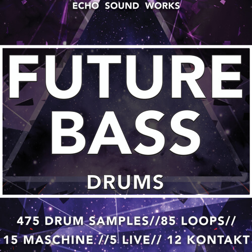 Echo Sound Works Future Bass Drums