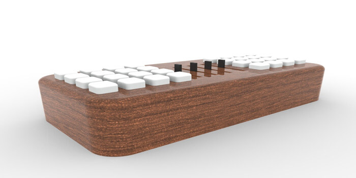 3D-Printable MIDI Controllers, Synth Cases, And More