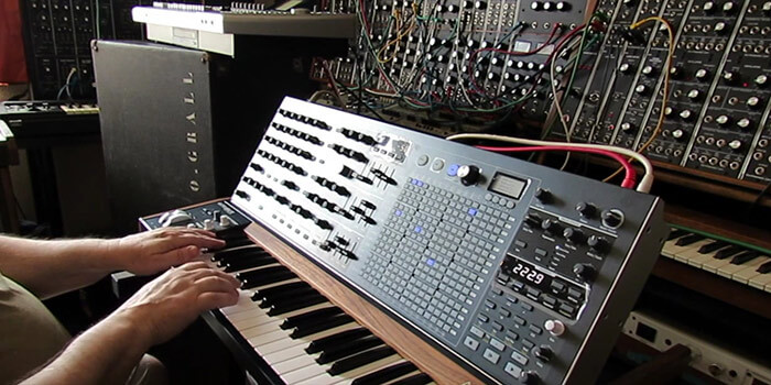 Sound Demo Of MatrixBrute Synthesizer