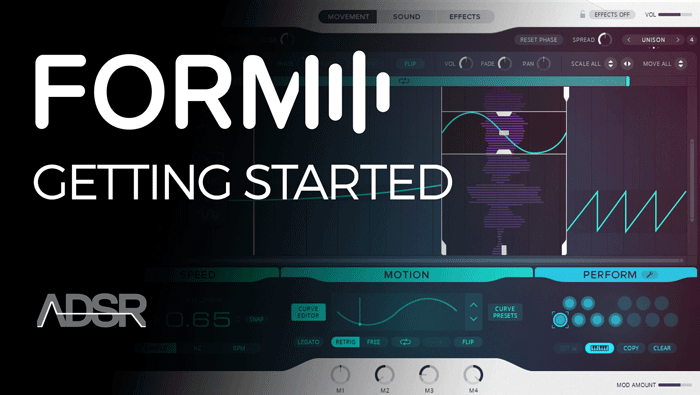 Getting Started with Native Instruments FORM