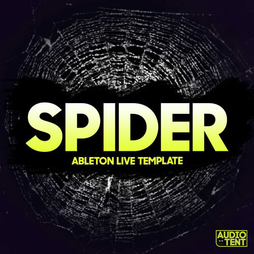 Spider (Ableton Live Template)