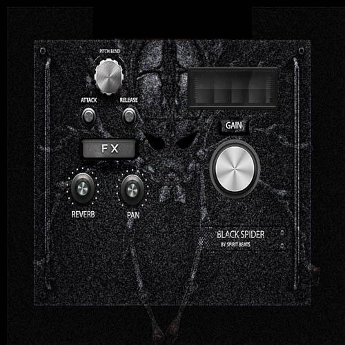 Black Spider VST (WIN   MAC  AU)