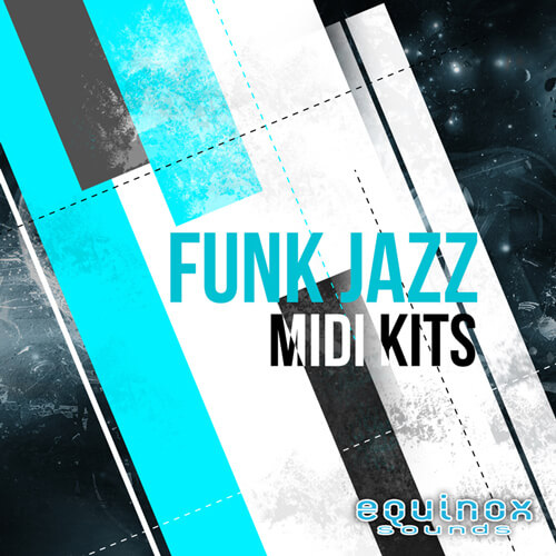Funk Jazz MIDI Kits