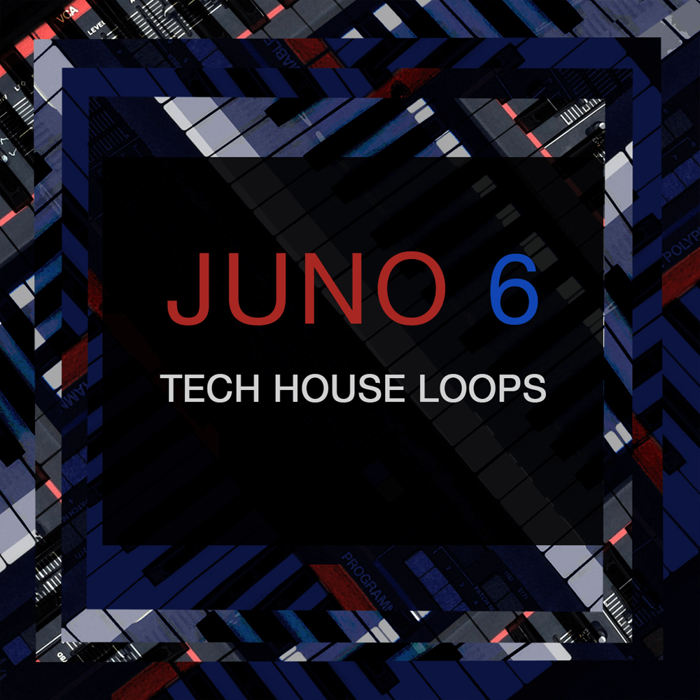 Juno 6 Tech House Loops