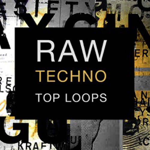 Raw Techno Top Loops