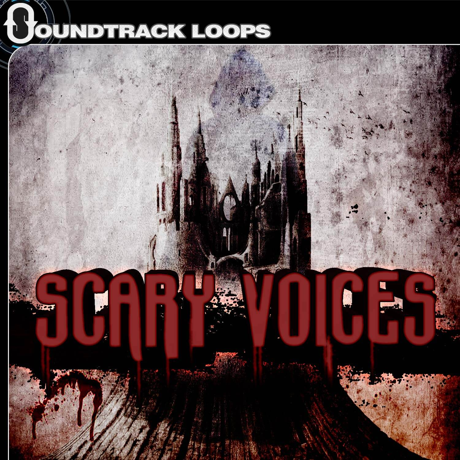 Scary Voices - Halloween SFX, and Loops