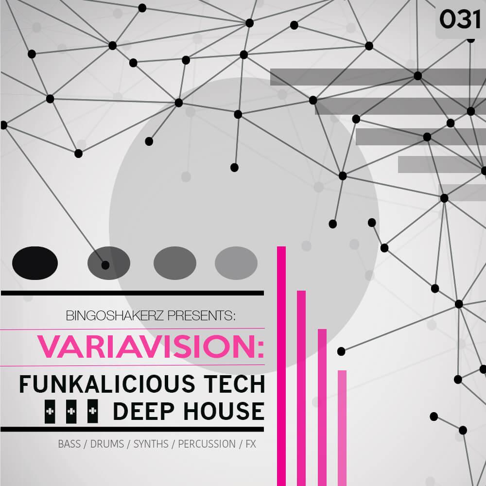 Variavision : Funkalicious Tech & Deep House