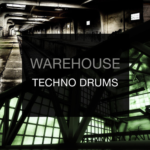 Warehouse Techno Drums