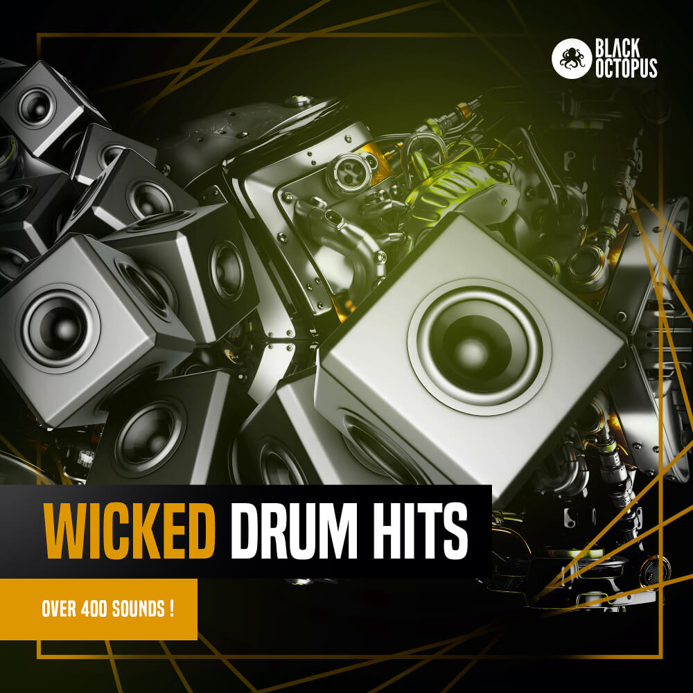 Wicked Drum Hits