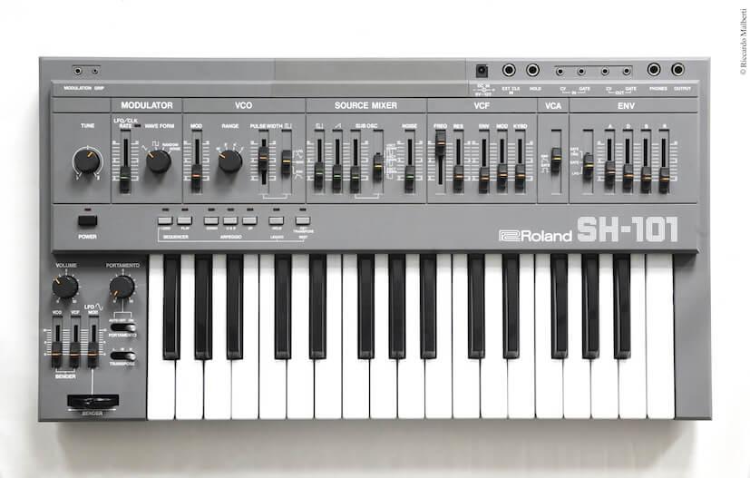 roland-sh-101