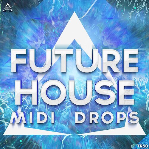 Future House MIDI Drops