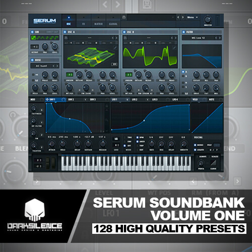 Dark Silence Serum Soundbank Volume One