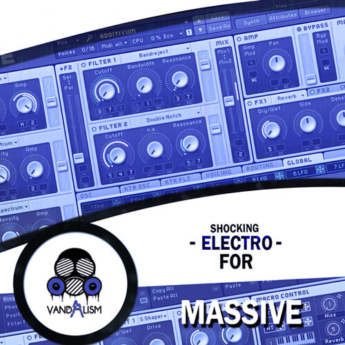 Shocking Electro For Massive
