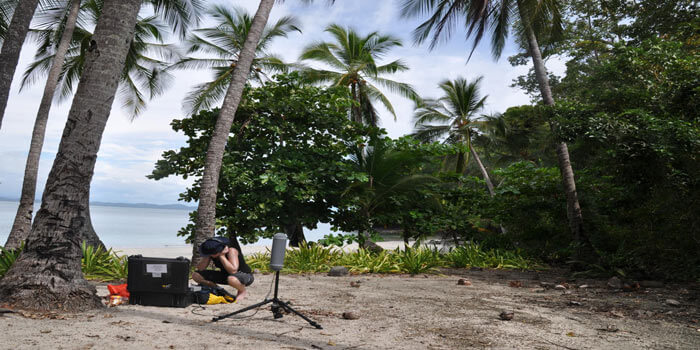 Recording Sounds From Across The Globe