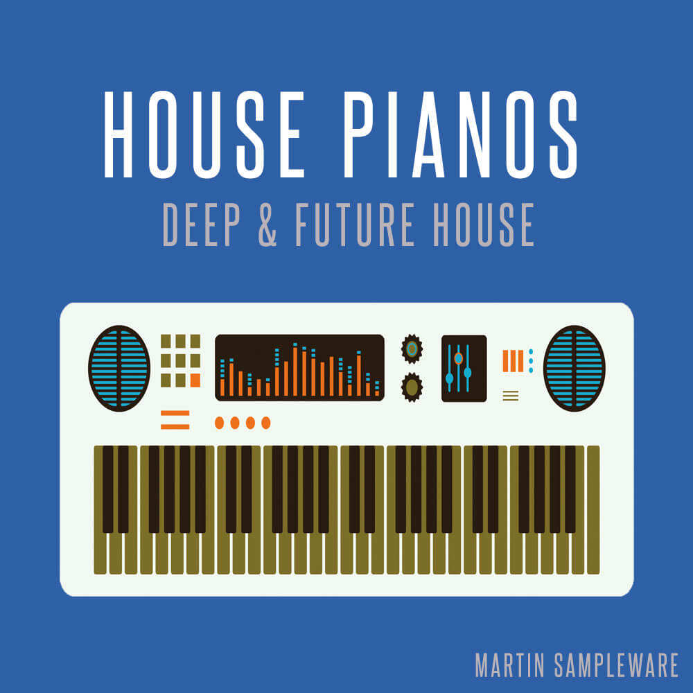 House Pianos: Deep House & Future