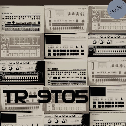 TR-9TO5 Drum Hits
