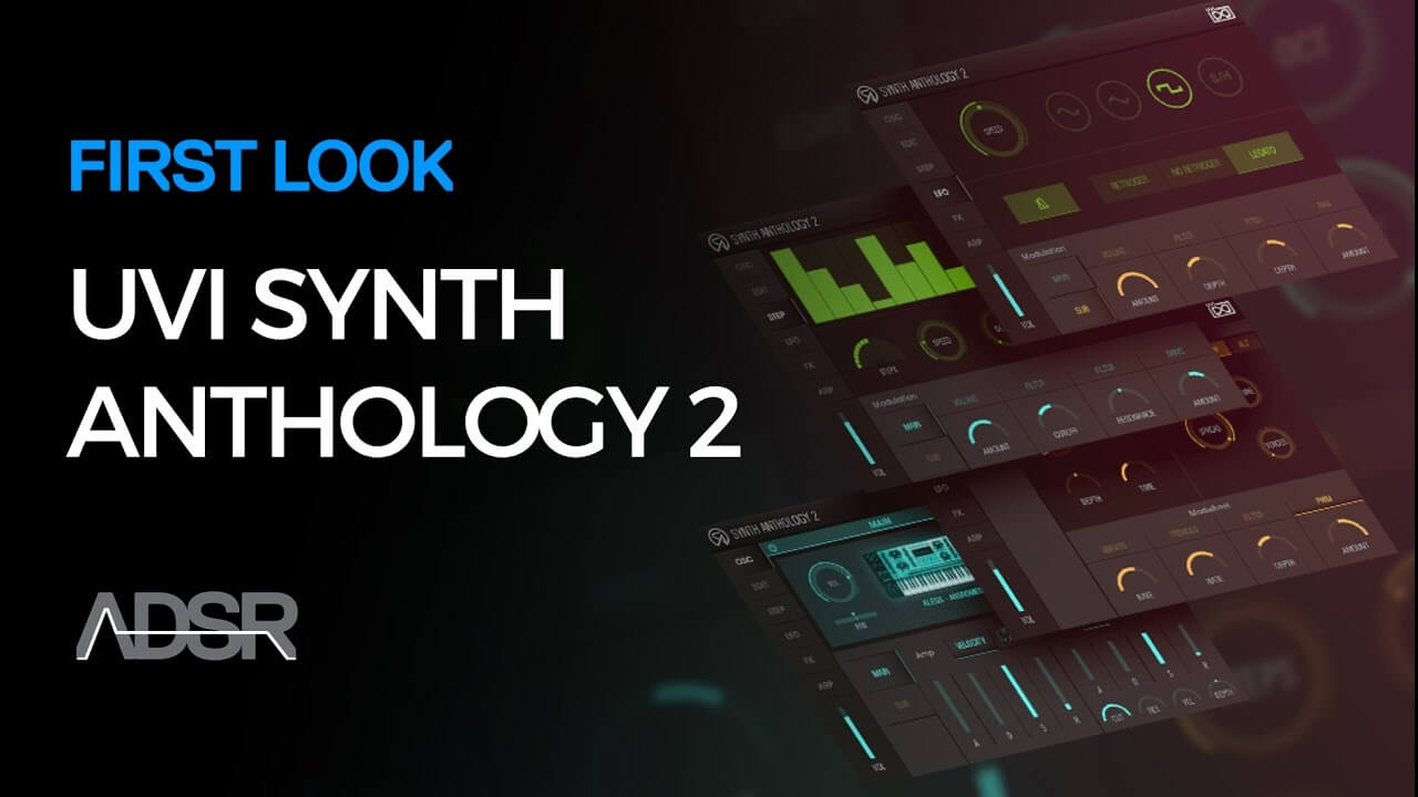 UVI Synth Anthology 2 - First Look 01 - Introduction