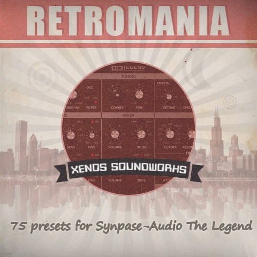 Retromania for Legend