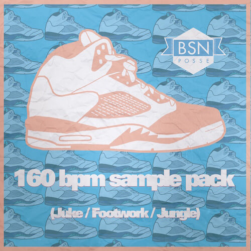 BSN Posse 160 Sample Pack