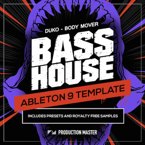 Body Mover Ableton Template