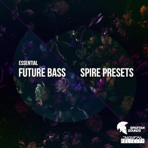 Essential Future Bass Spire Presets