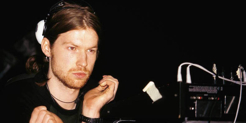 UNITED KINGDOM - JANUARY 01:  Photo of APHEX TWIN  (Photo by Mick Hutson/Redferns)