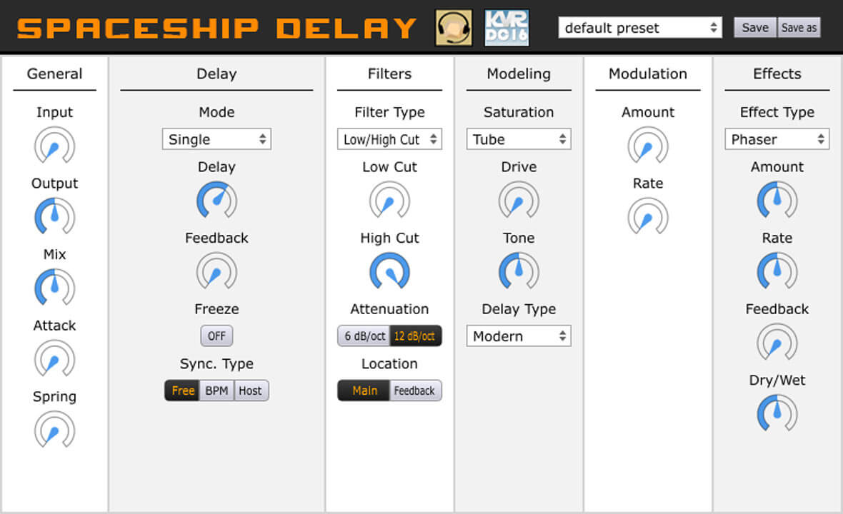 This Free Delay Plugin Simulates Vintage Gear