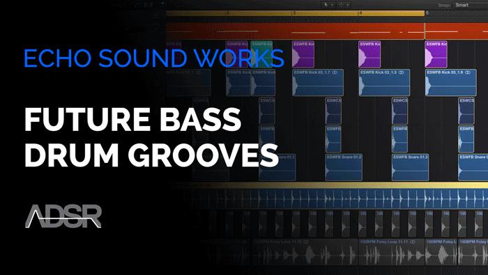 How To Create Custom Future Bass Drum Grooves From Scratch