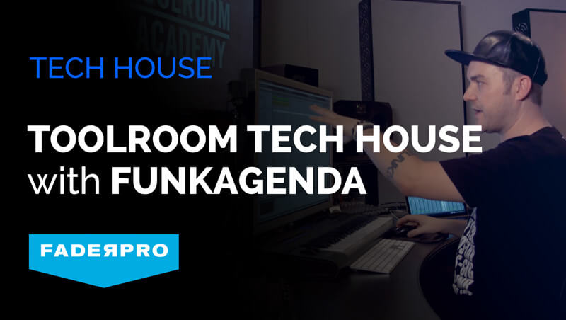Toolroom Tech House with Funkagenda