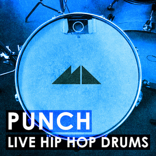 Punch - Live Hip Hop Drums