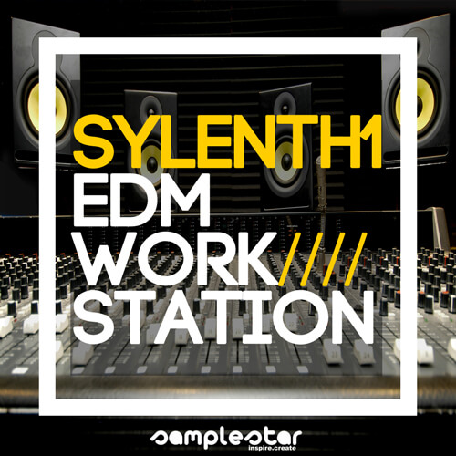 Sylenth1 EDM Workstation