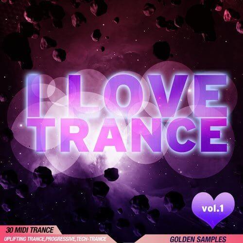 I Love Trance Vol 1