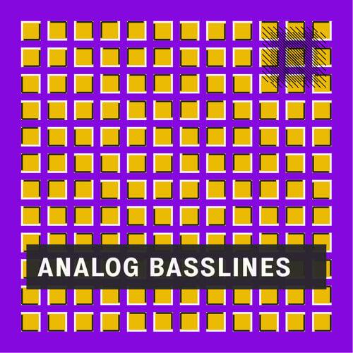 Analog House Basslines 1