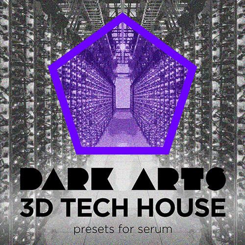 3d Tech House