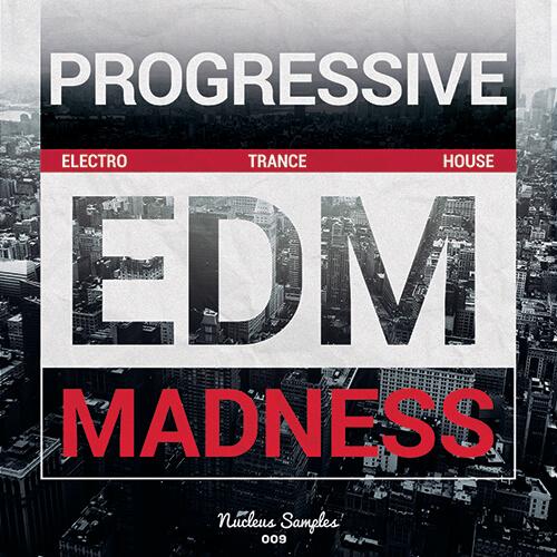 Progressive EDM Madness