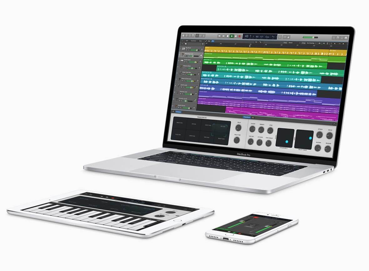 NAMM 2017: New Updates To Logic And Garageband